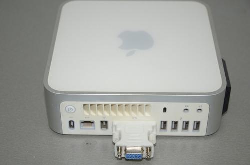 computadora mac mini core 2 duo