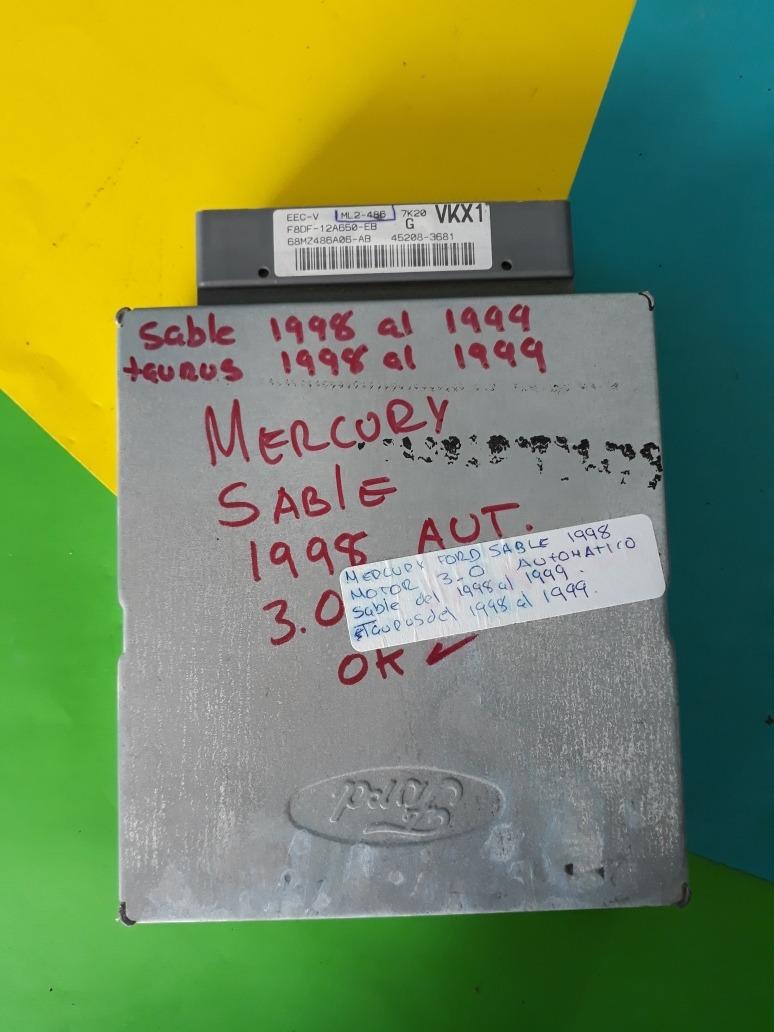 mercury sable taurus 1998