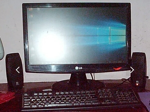 computadora negociable 2.8ghz 4gb ram 500gb