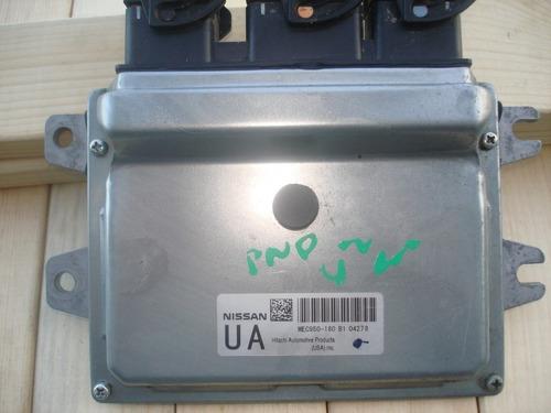 computadora nissan sentra 2010 automatico
