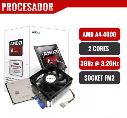 computadora nueva + monitor samsung 19 - oferta!!