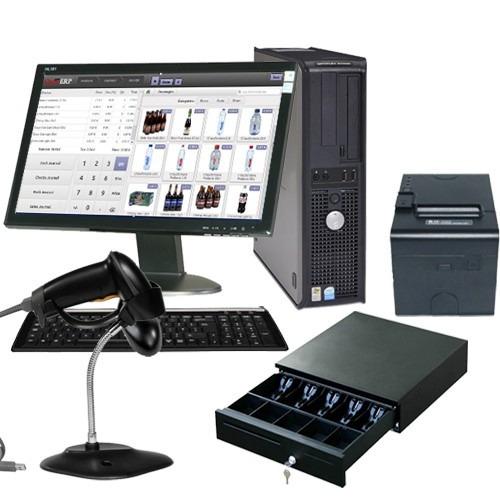 Computadora Outled Punto De Venta Profesional J Ndd