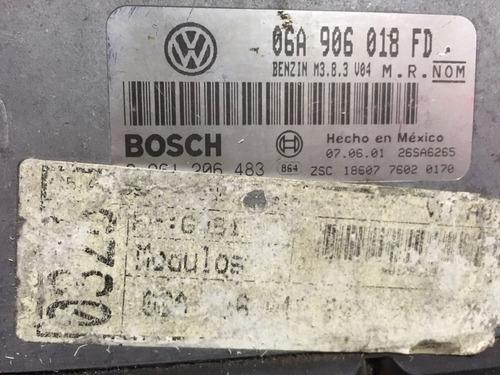computadora para 1.8 turbo 2002 al 2012 audi a3 jetta beetle