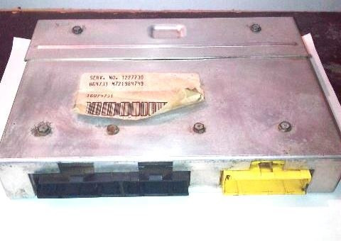 computadora para chevrolet century/celebrity (para reparar)