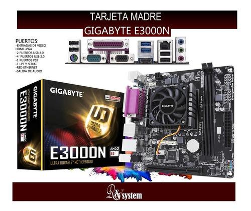 computadora pc amd dual core 4gb 250gb 19.5  led radeon