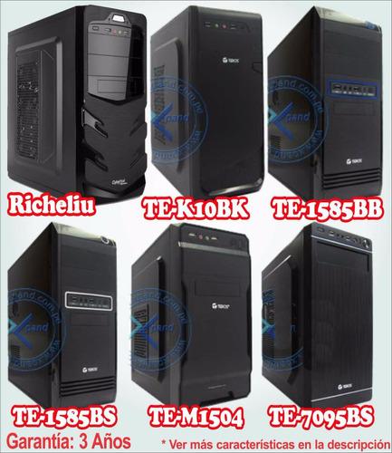 computadora pc completa amd a6-7400k 8gb 120gb ssd gamer