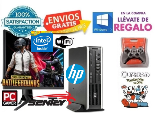 computadora pc completa gamer wifi garan 6 año fact ab #3991
