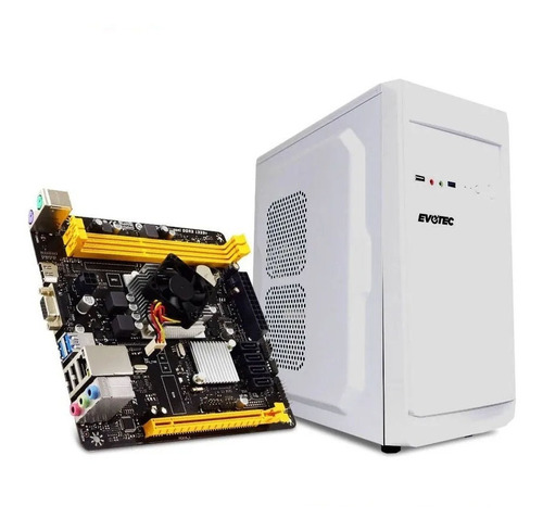 computadora pc gamer gtx 1060 6gb ryzen 7 1tb ssd 120gb rog