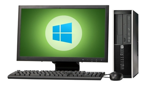 computadora pc torre core i3 4gb 250gb + monitor lcd y mas
