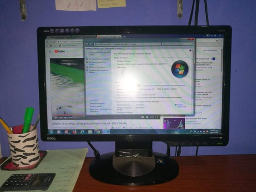 computadora pentium dual core 3.20ghz con monitor impresora