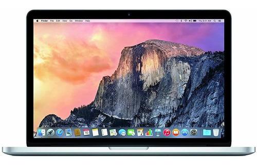 computadora portátil apple macbook pro de 13.3 plg mf841ll -
