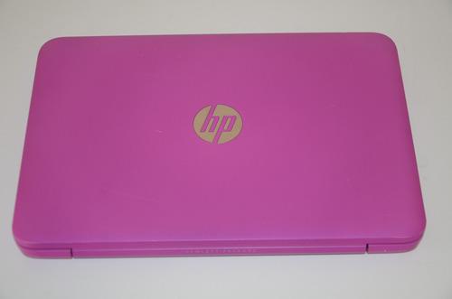 computadora portatil hp 11