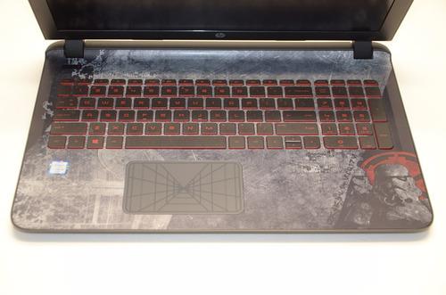 computadora portatil hp 15  star wars edicion especial !!!