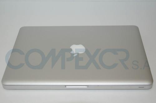 computadora portatil laptop apple macbookpro i5