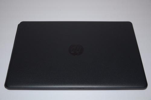 computadora portatil laptop hp 15 series ddr-4 amd a6 oferta