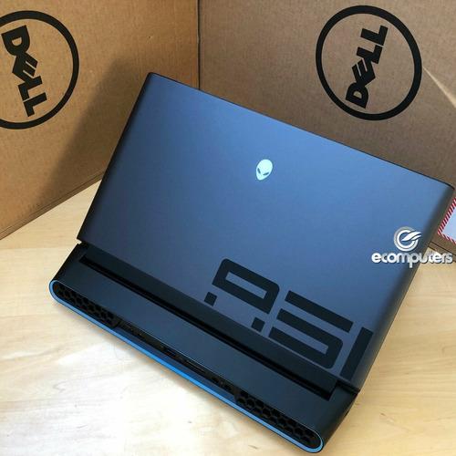computadora portátil para juegos dell alienware 17 area 51m
