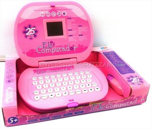 Computadora Princesa Juguete Para Ni As 25 Funciones