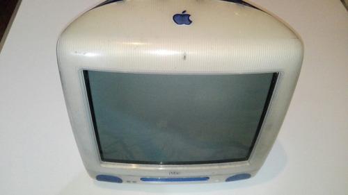 computadora retro apple imac