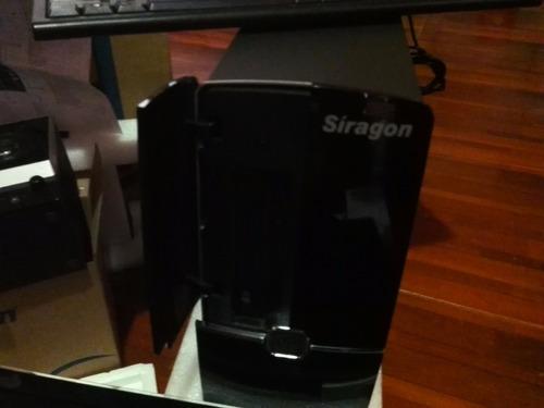 computadora siragon modelo 1500 - original!!! ($500)