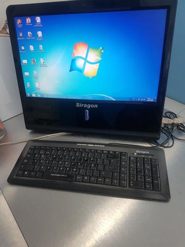 computadora siragon x1800