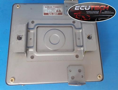 computadora suzuki 95 unidad de control del motor 33920-70eb
