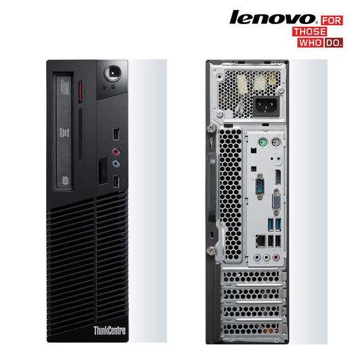 computadora thinkcentre pc lenovo m73 core i3 b
