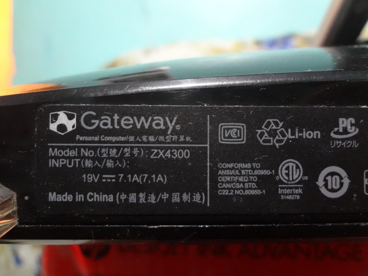 Computadora Todo En Uno Gateway Zx4300 Por Piezas - $ 999 00