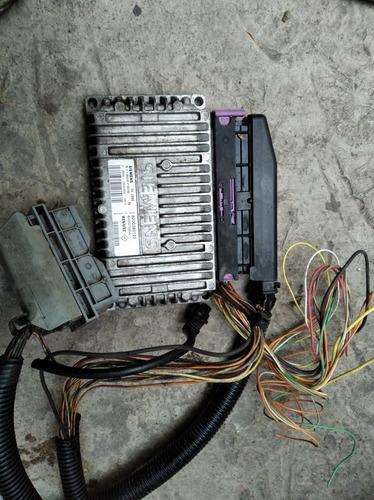 computadora transmisión automática renault megane 2 2005