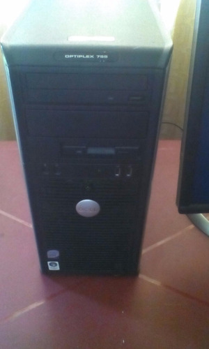 computadora usada core 2 duos 2gb dd160 gb ddr2