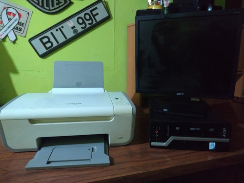 computadora veritron de escritorio