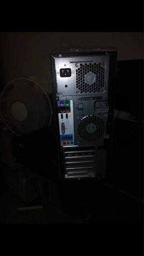 computadora workstation hp z240  (para gamer, o diseño)
