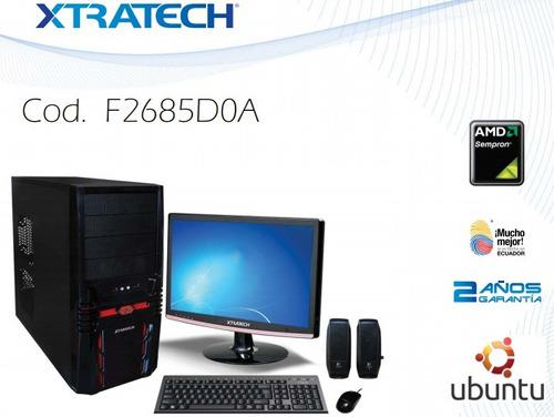 computadora xtratech amd f2685d0a