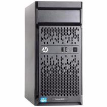 Servidor Hp Proliant Ml10 Xeon 3.1 8gb 1tb Dvd Teclado Mouse