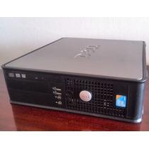 Oferta Pc Dell Optiple 755 Core 2 Duos 2.69 Ghz 2gb Ram 160d