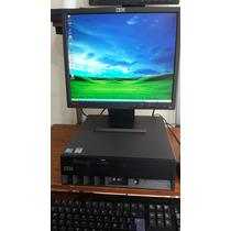 Pentium 4 2.8 1gb Ram Disco Duro 160 Gb + Monitor Lcd