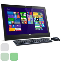 All In One Acer Intel Quad-core 4gb Ram 500gb Dd Windows 8