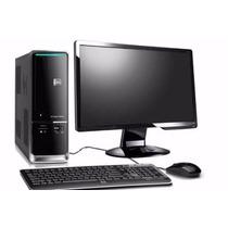 Computadora Intel Dual Core 4 Gb Ram Nueva Con Monitor 19