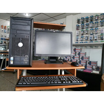 Computadora Completa Dell Optiplex320 Dual Core 2gb Ram
