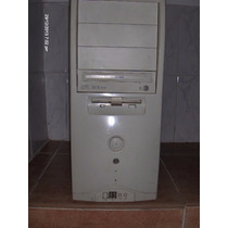Carcasa Cpu Samsung, Memoria Ddr1 256 Mb, Disco Duro Samsu