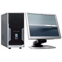 Computador Intel Celeron Dual Core 2,41ghz Con Monitor 20