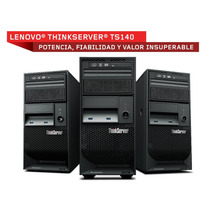 Servidor Lenovo Thinkserver Ts140 Intel Corei3 4gb