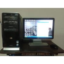 Computadora Hp Pavilion Tv Pc Intel Core 2 Duo