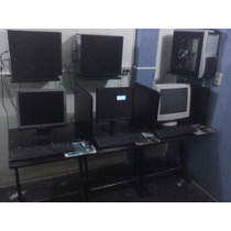 Cyber Completo De 7 Computadoras