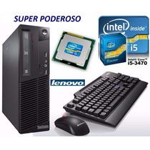Pc Lenovo Core .i5 3470 M72e Thinkcentre Poderosa!!