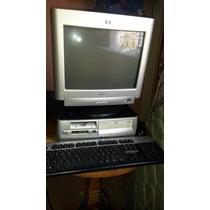 Computadora Hp Compac Pentium 4