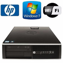 Oferta Pc Hp Compaq Intel Core 2 Duos 2.69 Ghz 2gb Ram 160d
