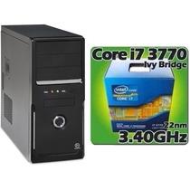 Super Computadora Intel Core .i7 3770 Poderosisima...