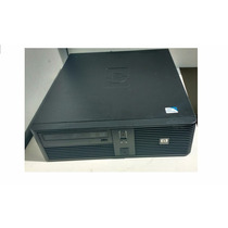 Equipo Computadora Hp Dual Core 500gb Hdd Ram 1gb Ddr2