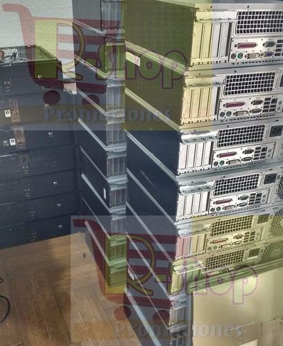 computadoras baratas core 2 duo 4gb -500gb pc cyber cafe cpu