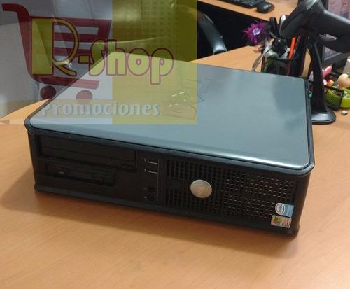 computadoras baratas core2duo 4gb -250gb pc cyber cafe cpu